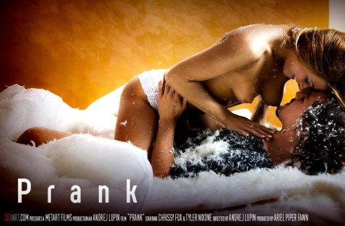 Prank – Chrissy Fox, Tyler Nixon (SexArt / 2016)