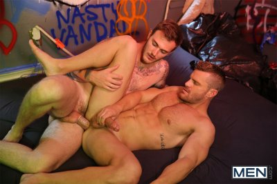 Men Collector, Part #3 – Christian Wilde, Landon Conrad