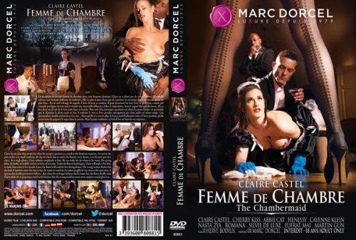 Claire Castel : The Chambermaid / Femme De Chambre (MarcDorcel / 2013)