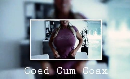 Coed Cum Coax – Sandra Otterson (WifeysWorld / 2015)