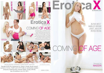 Coming Of Age – Full Movie (EroticaX / 2015)