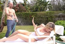 Family Water Fight – Cory Chase, JMac (2017)