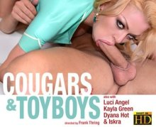 Private Specials 159 – Cougars & Toy Boys (Private / 2016)