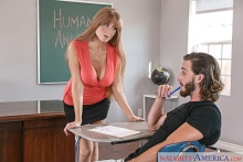 Darla Crane & Lucas Frost in My First Sex Teacher (2016)