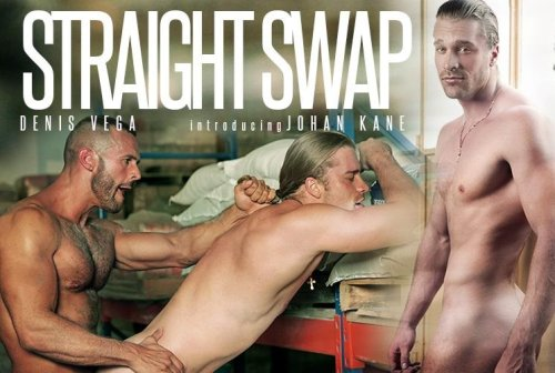 Straight Swap – Denis Vega, Johan Kane (MenAtPlay / 2016)