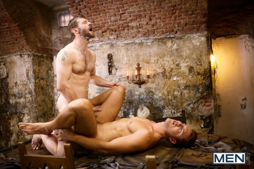 Gay Of Thrones Part 8 – Dennis West, Theo Ford (Men.com / 2014)