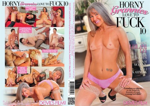 Horny Grannies Love To Fuck 10 – Full Movie (DevilsFilm / 2016)