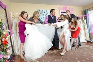 Dillion Harper & Ryan Mclane in Naughty Weddings (2016)