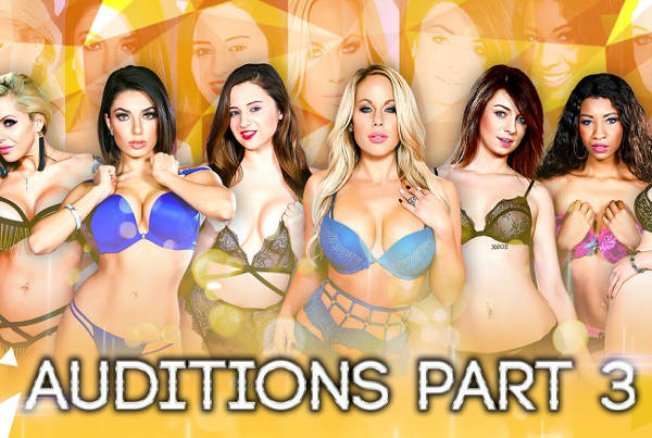 DP Star Season 2 – Audutions – Episode 3 – Aspen Ora, Darcie Dolce, Elektra Rose, Eva Lovia (2015)