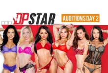 DP Star 3 Audition Episode 2 – Casey Calvert, Blair Williams, Megan Rain, Raven Bay & Zoe Parker (2016)