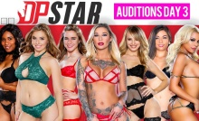 DP Star 3 Audition Episode 3 – Jenna J Foxx, Jillian Janson, Kleio Valentien, Luna Star & Shane Blair (2016)