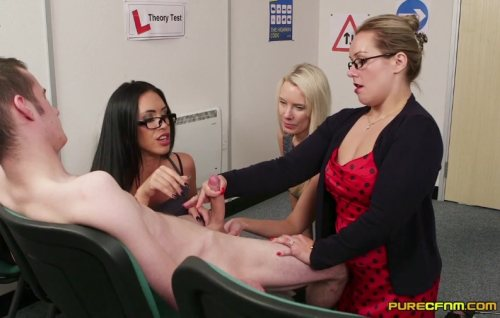 Driving Test – Ashley Rider, Hannah Shaw, Taylor Shay (2016)