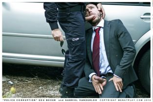 Police Corruption – Edu Boxer, Gabriel Vanderloo (2014)