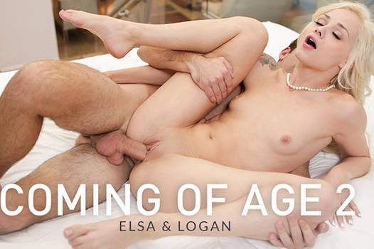 Coming of Age 2, Elsa Jean & Logan Pierce (2015)