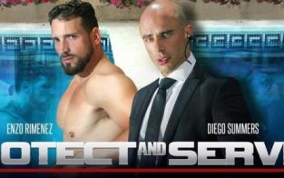 Protect and Serve – Enzo Rimenez & Diego Summers (2017)