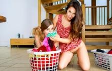 Eva's Dirty Laundry – Eva Lovia, Stella Cox (2016)