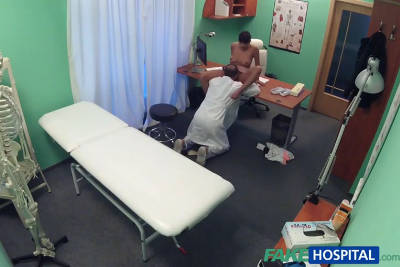 FakeHospital – E220 – Doctor fucks his ex girlfriend (FakeHub / 2016)