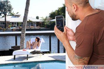 Gina Valentina & Karlo Karrera in I Have a Wife (NaughtyAmerica / 2016)