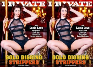 Private Specials 177: Gold Digging Strippers (2017)
