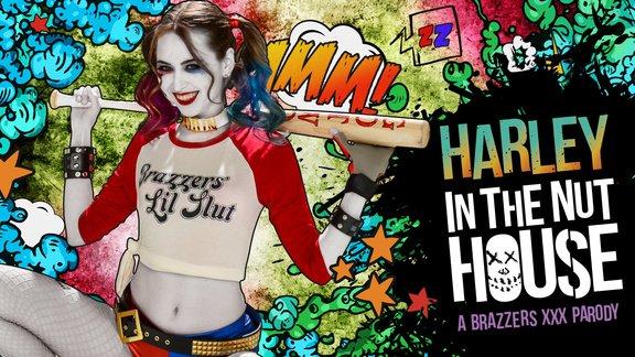 Harley In The Nuthouse (XXX Parody) – Riley Reid, Bill Bailey
