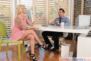 Harlow Harrison & Johnny Castle in I Have a Wife (NaughtyAmerica / 2016)