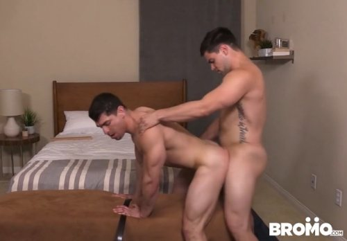 He Likes It Raw and Rough – Pt 3 – Aspen, Jeremy Spreadums (Bromo / 2016)