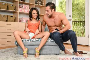 Holly Hendrix & Johnny Castle in Diary of a Nanny (NaughtyAmerica / 2016)