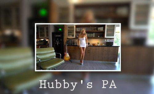 Hubby's PA – Sandra Otterson (WifeysWorld / 2015)