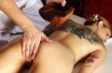 Anal licking for sexy Spanish babe – Irina Vega (2017)