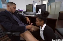 Ivy Young learns how to get ahead in the office (2016)