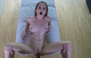 Teen Slut Massage – Jackie Marie (2016)