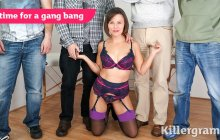 Time For a Gang Bang – Jamie Rai (2017)