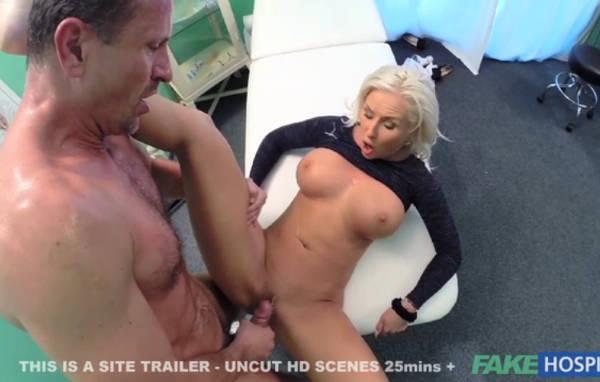 Dirty doctor fucks busty porn star – Jarushka (2015)