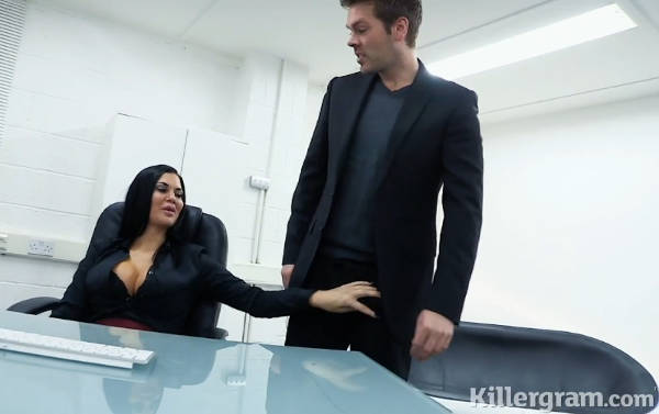 A Creampie In The Office – Jasmine Jae, Ryan Ryder (2015)