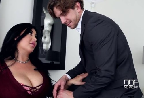 An Actor's Busty Choice – Banging Her Big Tits Makes Him Cum – Jaylene Rio, Markus Dupree (DDF / DDFBusty / 2016)