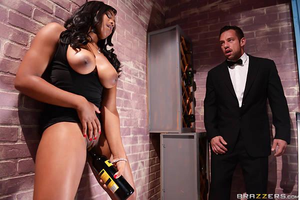 A Tip For The Waitress – Jenna J Foxx, Johnny Castle (2015)
