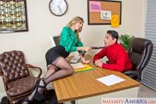 Jillian Janson & Ryan Driller in Naughty Office (2016)