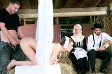 Amish Girls Go Anal Part 1: Time To Breed – Jillian Janson, Tony Rubino (2017)