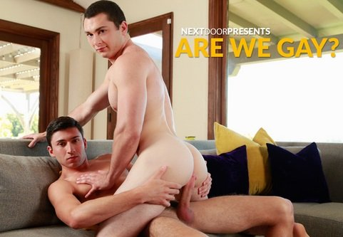 Are We Gay? – Johnny Riley, Scott Demarco (NextDoorStudios / NextDoorBuddies / 2016)