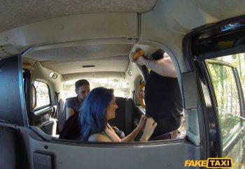 FakeTaxi – Cock Hungry Wife Needs More Dick – Jojo (FakeHub / 2016)