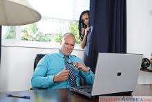 Julie Kay & Sean Lawless in Naughty Office (2016)