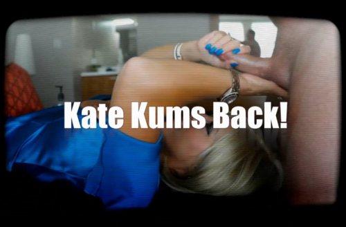 Kate Kums Back – Sandra Otterson (WifeysWorld / 2013)