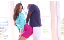 Kendra Lust Big Tit MILF Has The Biggest Black Cock Of Her Life