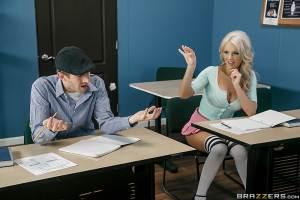 Detention – Kenzie Taylor, Danny D (Brazzers / BigTitsAtSchool / 2016)