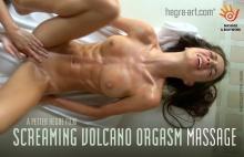 Screaming Volcano Orgasm Massage – Kiki (Hegre / 2014)