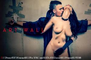 Art Collection – Art Wall – Kira Queen, Jayden Cox (SexArt / 2016)