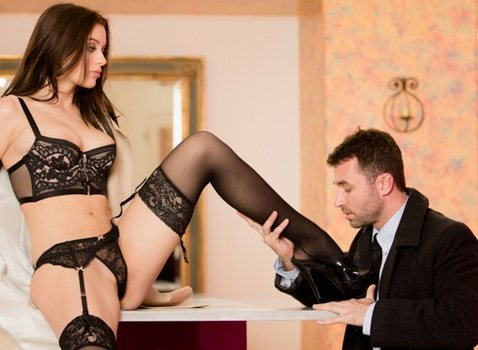 Imagine – Lana Rhoades, James Deen (2016)