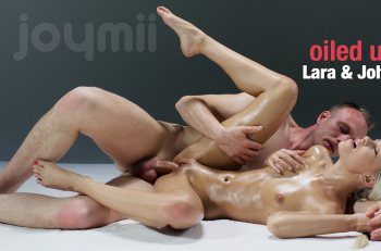 Oiled Up – Lara & Johny (JoyMii / 2016)