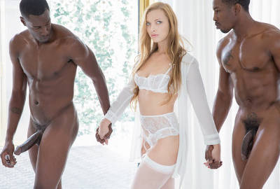 Trophy Wife does two BBCs for her husband – Layna Landry (2016)