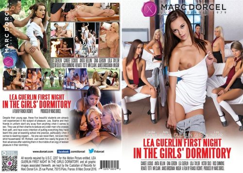 Lea Guerlin: First Night In The Girls' Dormitory / Au Dortoir Des Filles (2016)